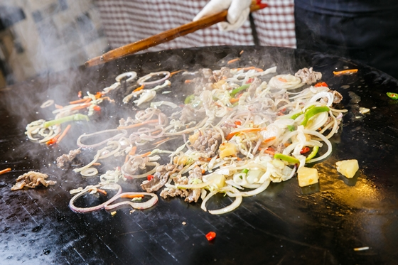 大戈壁蒙古烤肉/烤肉/吃到飽/大戈壁/buffet